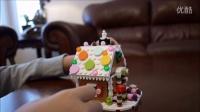 【乐高LEGO圣诞节特别评测】【2015年限量版】姜饼屋 40139