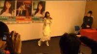 白石茉莉奈 CDデビューライブイベント in 台湾 現場獻唱