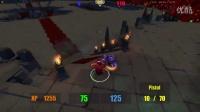 《DOTA2》也能射击 玩家自制射击MOD演示