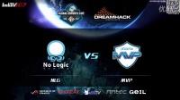 NLG vs MVP Gameshow 线下赛 BO2 第一场 12.01