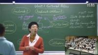 人教版高中英语必修2 Unit 1 Cultural relice教学视频,福建省,2014学年部级优课评选入围作品