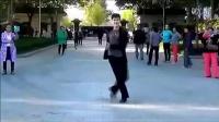 2015年邯郸市体育舞蹈协会王翔老师单人恰恰舞表演