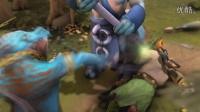 DOTA2[SFM]趣味视频:巨牙海民英雄救美