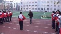 小学部学科教学大赛,体育《原地单手运球》教学视频,马豪骏