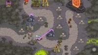 kingdom rush一代树精boss关战役模式V难度0道具0损失