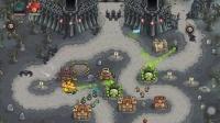 kingdom rush二代吸血鬼boss关战役模式V难度0道具0损失