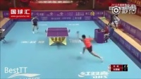 中国乒乓球真的炸裂…开场就把我看呆了……