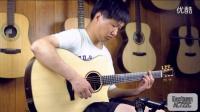 美国 Eastman AC722C 评测试听 原声吉他录制