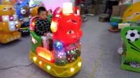 糖宝宝摇摆机 糖宝摇摇车 动画片 游戏 儿童游乐设备投币摇摆机
