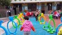 视频: 中班幼儿体育游戏钻山洞教案