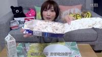 字幕版【吃货木下】用牛奶自制曲奇冰激凌