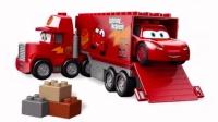 [DUPLO赛车总动员合集]公共汽车旅行DUPLO乐与Mack玩具