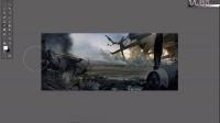 黑焰CG工作室薛树柏老师最新作品示范(3)