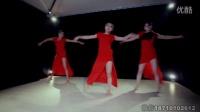 美到窒息-性感红衣美女探戈风格jazz热舞