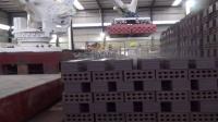 孺子牛机器人码砖机器人生产厂家系统集成商应用案例现场作业视频_孺子牛代理销售的ABB码砖机器人应用于砖厂代替人工码砖节省人工成本提升企业形象