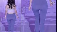(饭拍)-特写-韩国车模选秀-长腿紧身裤美臀走秀-Korea Racing Model Show