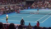 ATP新晋天王拉奥尼奇6-5纳达尔   环亚AG赞助IPTL网球赛精彩回顾