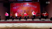 铜川市耀州区莫火村广场舞-太极扇