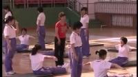 高一体育教学视频《技巧(垫上运动)》体育名师工作室教学视频