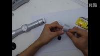 J+L部分 第3代巴雷特免裁剪版制作视频过程 益智多创意手工3D纸模型
