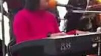 张玉霞-但愿人长久 【原唱邓丽君】台湾淡水天籁之音 街头艺人盲女歌手 萧煌奇的同学