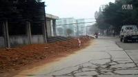 眉山机械产业园区社区改造 路拍 (2播放)