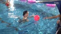ATV2015亚洲小姐竞选中国内地总决赛佳丽水球大战