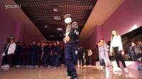 嘻哈学员 徐玉泽 治疗感冒最佳方式就是跳街舞出汗 学无止境