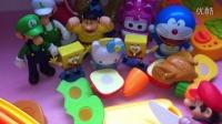海绵宝宝之海神王皇冠叮当猫超级飞侠面包师傅切水果切切乐儿童玩具亲子小游戏