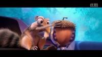 【冰川时代5:星际碰撞】先导预告  执着的小松鼠回来了