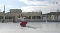 笑容迷人 漂亮日本美女可爱天台热舞韩舞