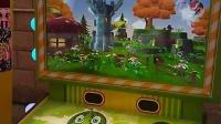 游戏厅投币机 射击水果游戏机 儿童乐园设备水果大乐动