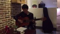 赵雷 理想 吉他弹唱 简单版C调指型