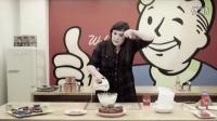 辐射4料理教程:制作核子可乐纸杯蛋糕
