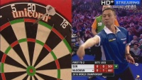 WILLIAM HILL WORLD DARTS CHAMPIONSHIP 2016 Qiang Sun v Mick McGowan PART 1