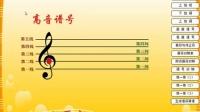 小学音乐《学习五线谱基础知识(翠北实验小学柴华)》微课视频,第二届微课大赛视频