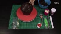 如何制作巨型蛋糕!圣诞布丁巨型纸杯蛋糕
