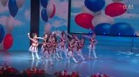 视频: 七彩花舞蹈表演节目《欢乐QQ总动员》2015年12月19日西安电视台00443
