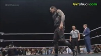 WWE赛事-NXT TakeOver:London 2015