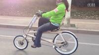 视频: 美女骑微趟车30迈贼拉快
