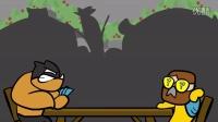 炉石爆笑动画:雷克萨和奥秘骑的战斗!