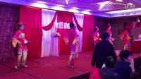 舞蹈表演 喜庆民族舞蹈-腰鼓舞 佛山宾馆演出