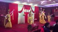 舞蹈表演 舞蹈队 佛山宾馆演出 荷花舞