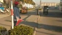 """视频: 直属分局参与""""同创共建文明城""""活动"""