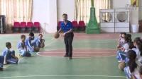 小学三年级体育《篮球:行进间直线运球》微课视频,第三届微课大赛视频