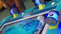 海豚宝贝视频,大型室内投币游戏机,游乐园设备,儿童游艺机
