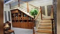 湖北武汉专业实木楼梯设计安装,首选武汉亚誉艺术楼梯
