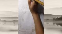 小学三年级美术《水墨画猫》微课视频,第三届微课大赛视频