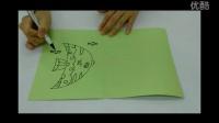 小学一年级美术《变幻的画面》微课视频,第三届微课大赛视频