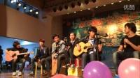 荣怀国际学校留学生部圣诞节高二高三泰国乐队